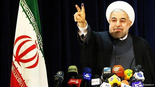 Iranian President-elect Hassan Rouhani (photo: presstv.ir)
