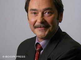 Cengiz Aktar (photo: IBO/SIPA PRESS)