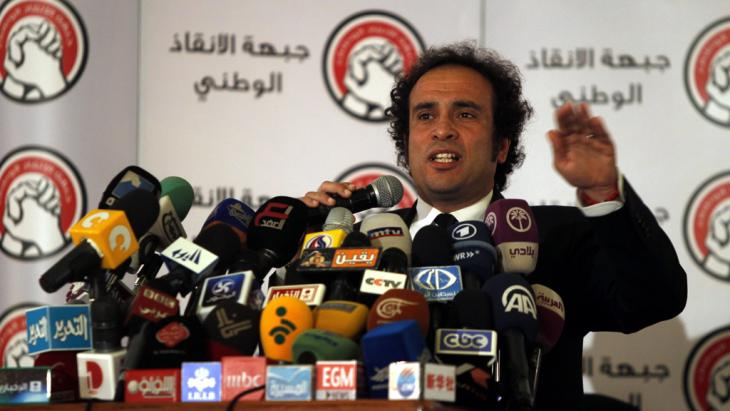 Liberal politician Amr Hamzawy (photo: dpa)