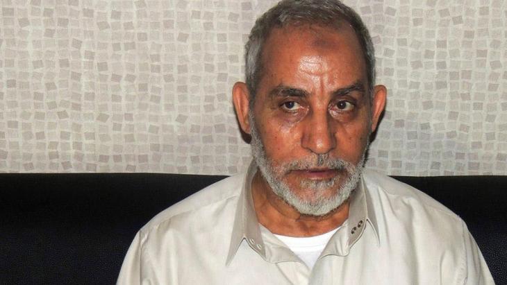 Mohammed Badie (photo: Reuters)