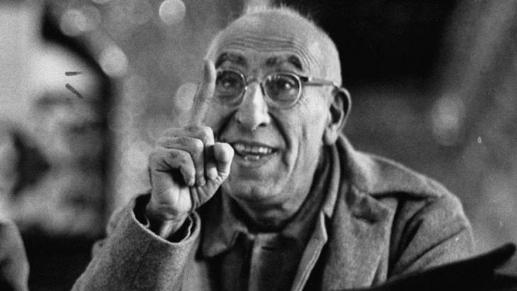 Mohammad Mosaddegh (photo: Mohammad Mosaddegh / DW)