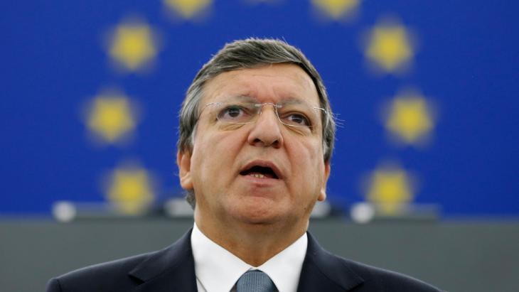José Manuel Barroso, president of the European Commission (photo: Reuters)