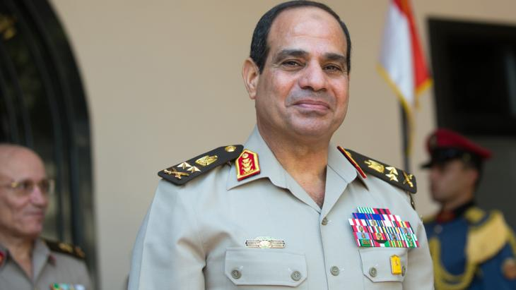 General Abdel Fattah al-Sisi (photo: dpa/picture-alliance)
