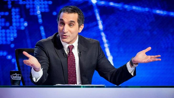 Bassem Youssef (photo: bassem youssef fan page)