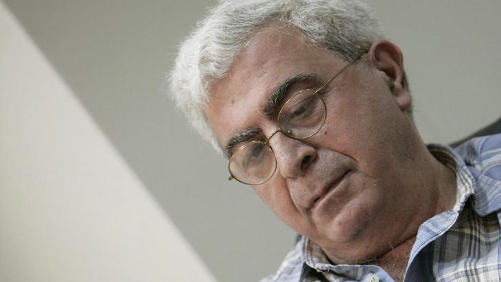 The Lebanese writer Elias Khoury (photo: dpa/picture-alliance)