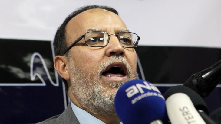 Essam al-Arian; Foto: dpa/picture-alliance
