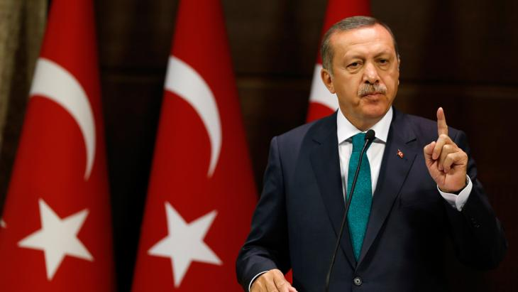The Turkish Prime Minister Erdogan (photo: Reuters)