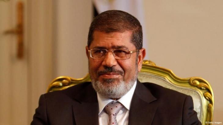 Egypt's former president Mohammed Morsi (photo: Getty Images)