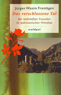 Cover of Jürgen Wasim Frembgen's book about Kohistan