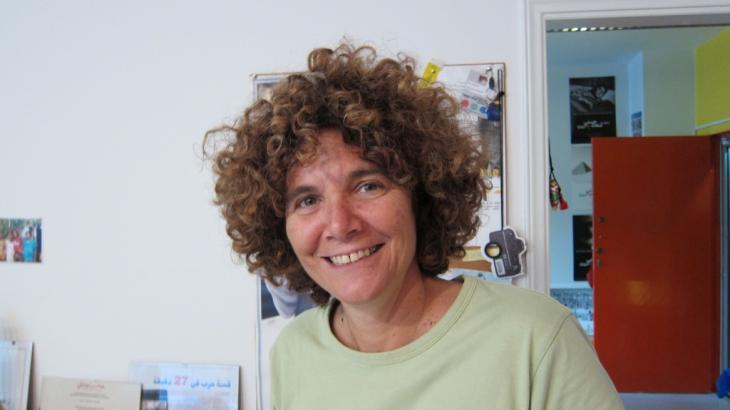 Carol Mansour (source: Forward Film Production)