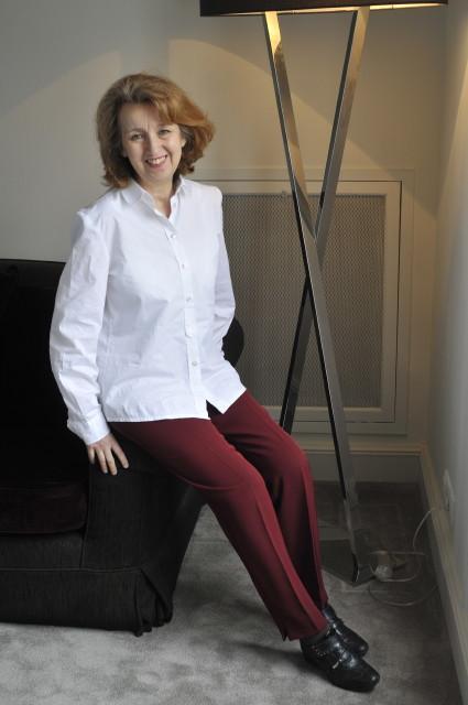 Hélé Béji (photo: Hélé Béji)