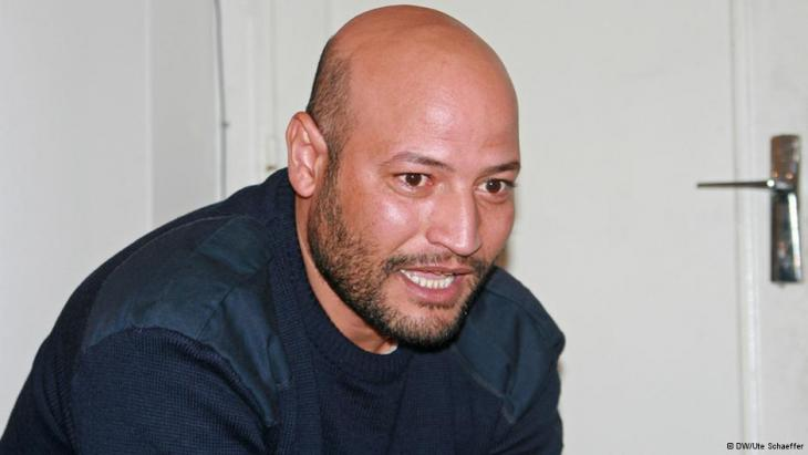 Souail Aidoudi (photo: DW/Ute Schaeffer)