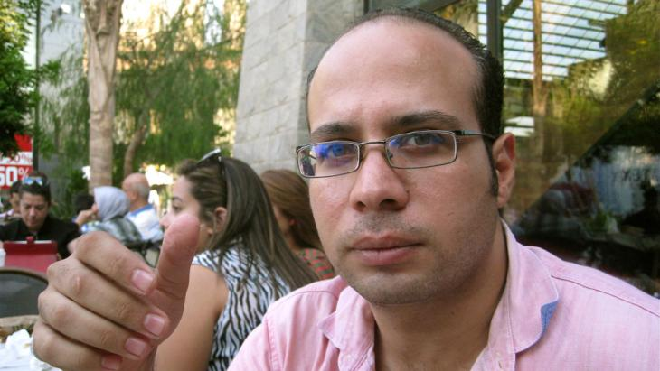 Ahmed Maher (photo: dpa/picture-alliance)