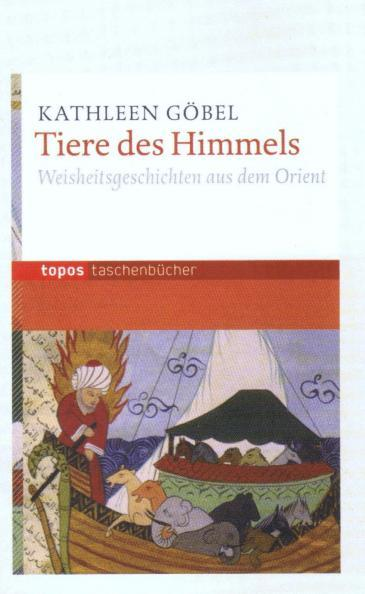 "Cover of Kathleen Göbel's book ""Animals of Heaven"""