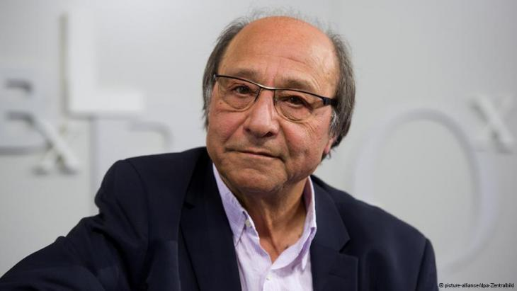 Iran expert Bahman Nirumand (photo: picture-alliance/dpa-Zentralbild)