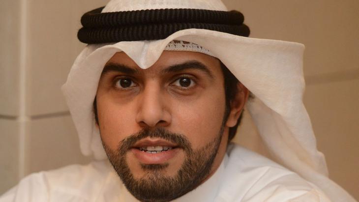 Saud Al Sanousi (photo: Saud Al Sanousi)
