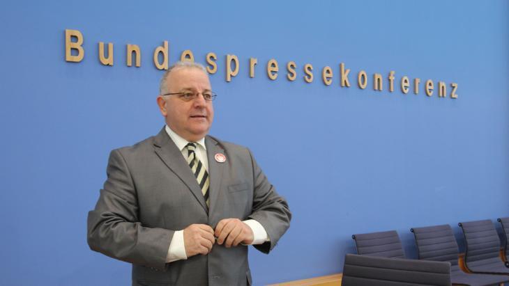Kenan Kolat (photo: dpa/picture-alliance)