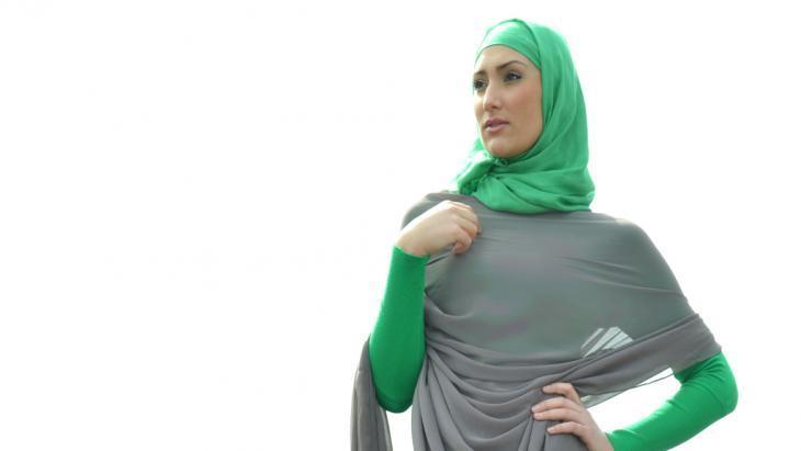 Design from Belkis Baharcieva's fashion collection (photo: zabbary.eu)