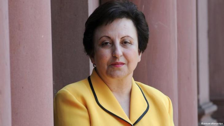 Shirin Ebadi (photo: photo-alliance/dpa)