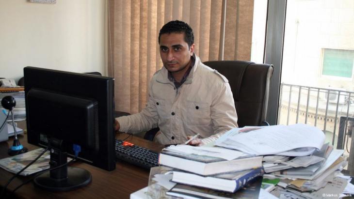 Ahmed Ezzat (photo: Markus Symank)
