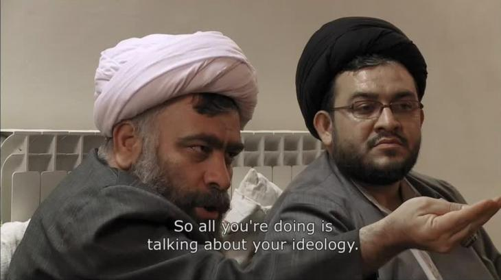 "Still from the documentary ""Iranien"" (photo: Berlinale)"