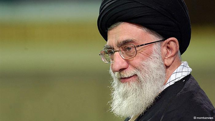 Ayatollah Ali Khamenei (source: momtaznews)