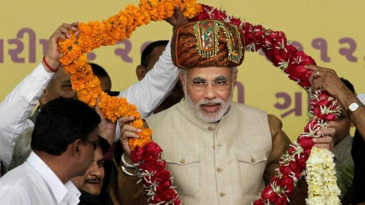 Narendra Modi (photo: AP)