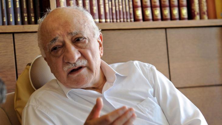 Fethullah Gulen (photo: picture-alliance/dpa)
