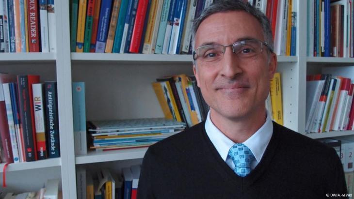David Montemurro of the University of Toronto (photo: DW)