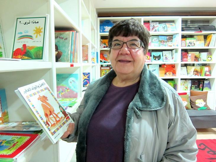 Margo Malatjalian (photo: Claudia Mende)