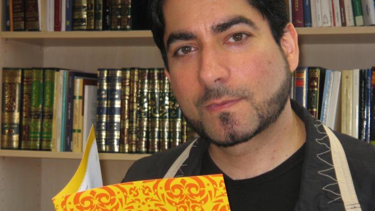 Mouhanad Khorchide (photo: Ulrike Hummel)