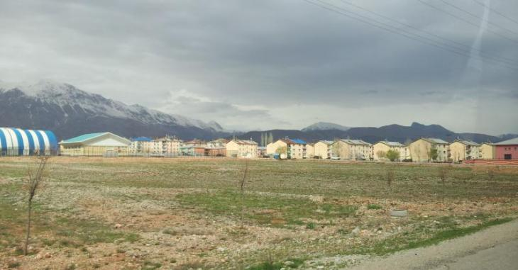 The town of Ovacik (photo: Ekrem Guzeldere)
