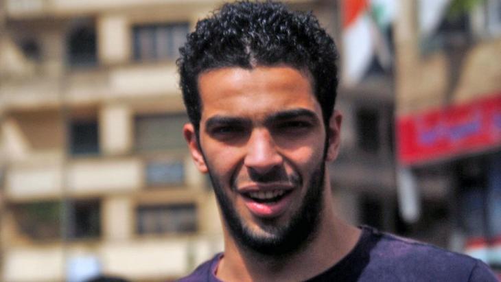 Ramy Essam (photo: Lilian Wagdy)