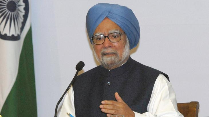 Manmohan Singh (photo: UNI/ASHISH KAR)