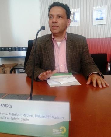 Atef Botros (photo: private)
