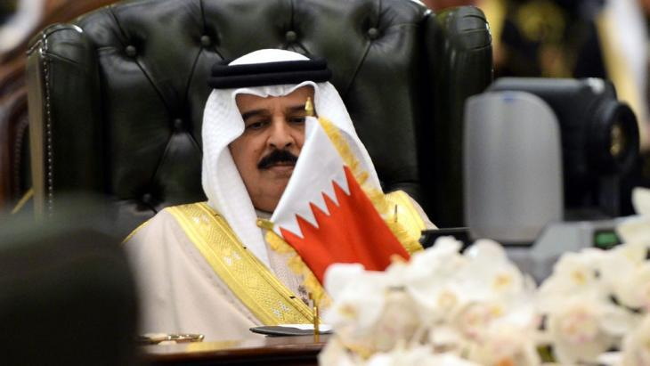King Hamad bin Isa Al Khalifa (photo: dpa/picture-alliance)