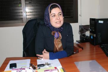 Asma Lamrabet (photo: Asma Lamrabet)
