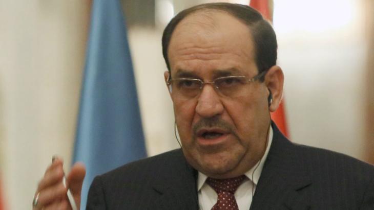 Iraqi Prime Minister Nouri al-Maliki (photo: dpa/picture-alliance)