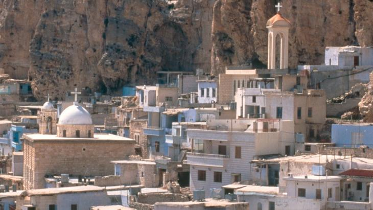 Maalula (photo: picture-alliance/akg-images/Hedda Eid)