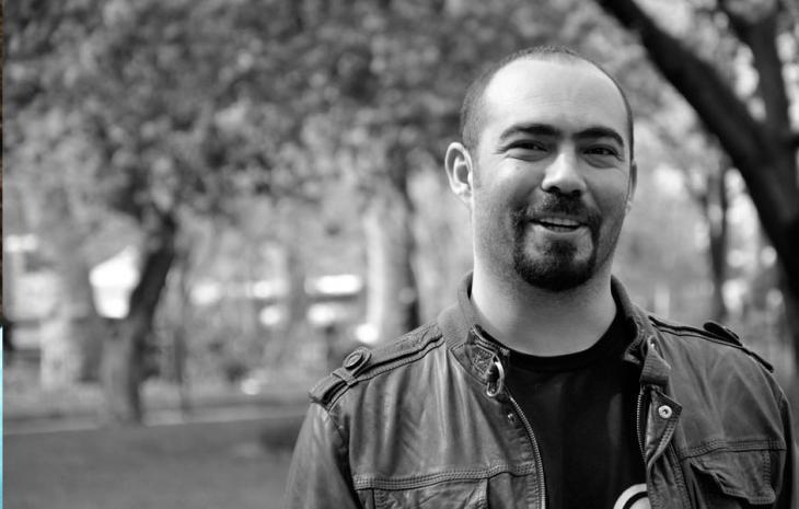 Baris Uygur. Photo: Verlag binooki