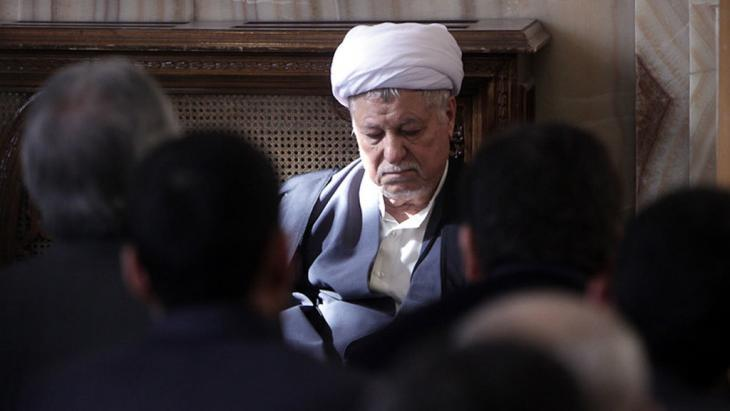 Ali Akbar Hashemi Rafsanjani (photo: ISNA)