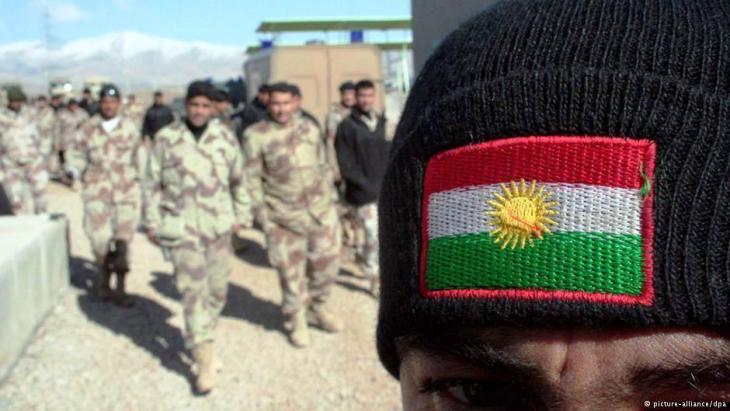 Kurdish peshmerga fighters in Kirkuk. Photo: dpa/picture-alliance