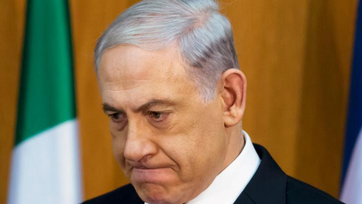 Benjamin Netanyahu (photo: Reuters)