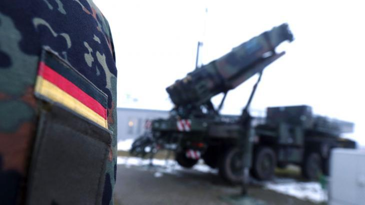 Photo symbolising German arms exports (photo: Getty Images)