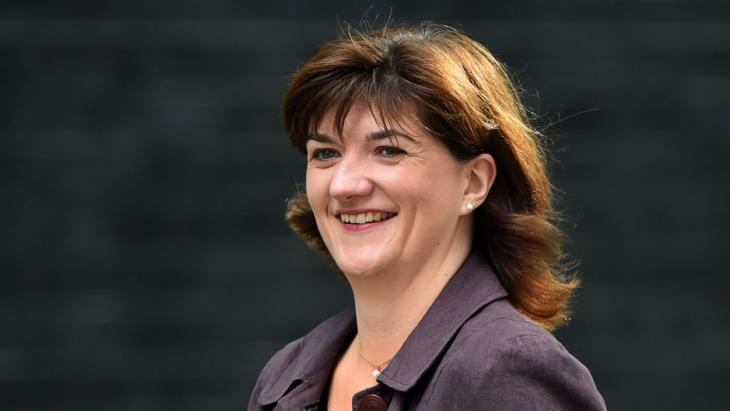 Nicky Morgan (photo: AFP/Getty Images)
