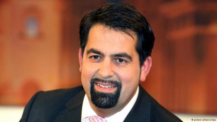 Aiman Mazyek (photo: picture alliance/dpa)