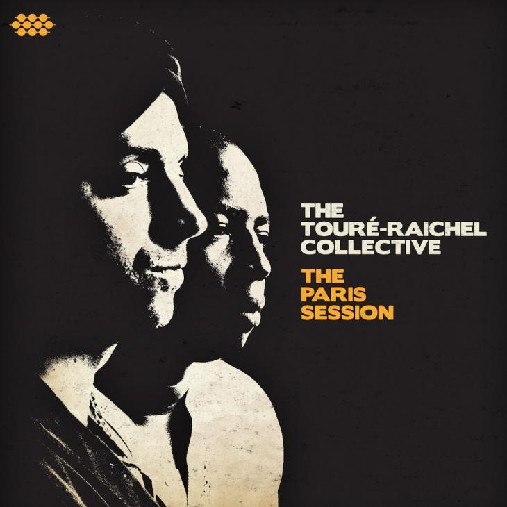 """Cover of the album """"The Paris Session"""""""