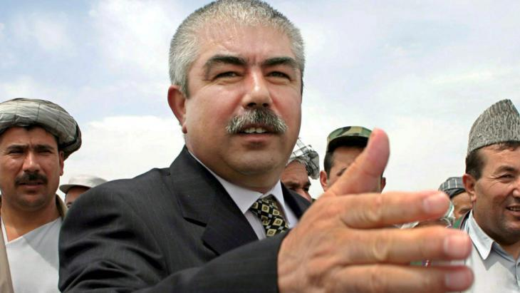 Abdul Rashid Dostum (photo: picture-alliance/dpa)