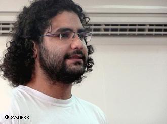 Alaa Abdel-Fattah (photo: by-sa-cc)