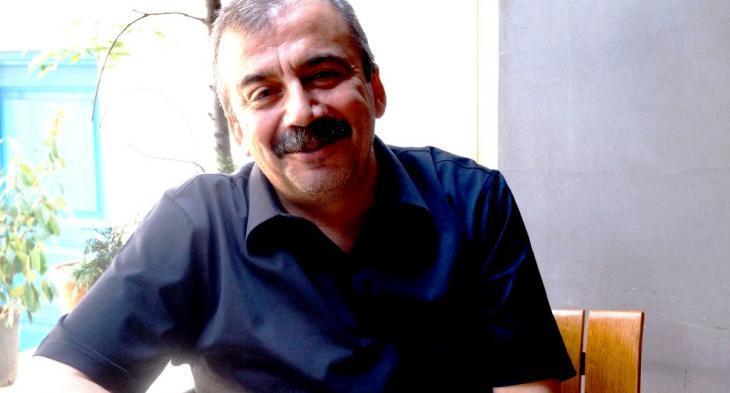 Sirri Sureyya Onder (photo: Ceyda Nurtsch)